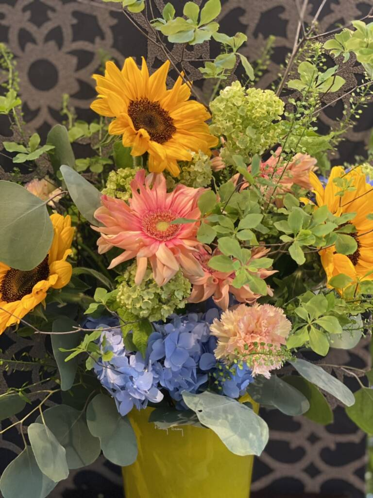 今月のお花